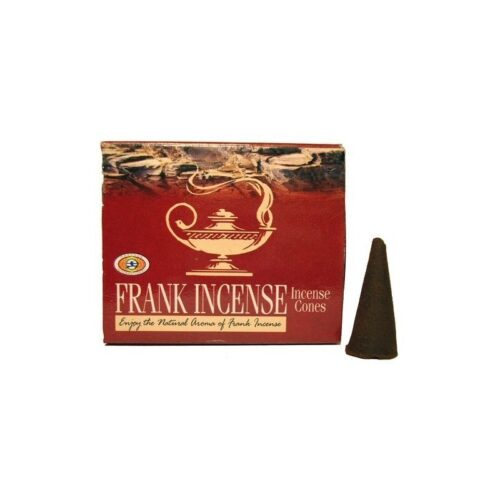 Αρωματικοί Κώνοι Darshan Frankincense - Λιβάνι