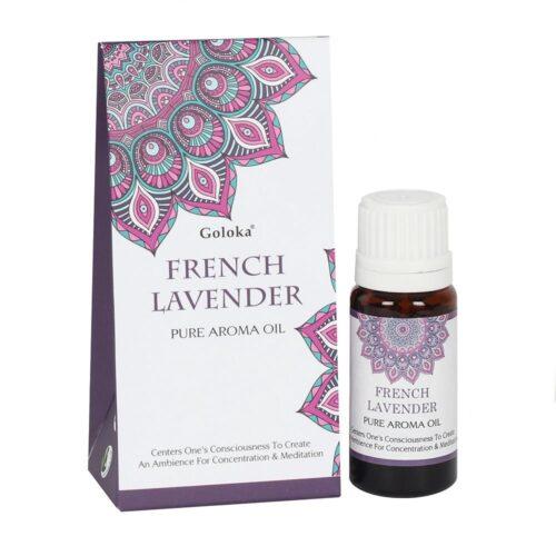 Αρωματικό Έλαιο Goloka French Lavender - Λεβάντα