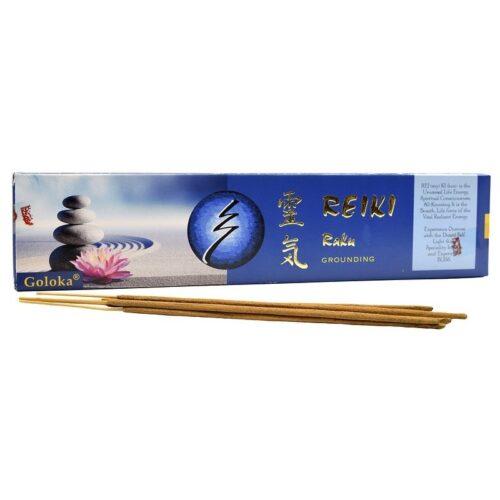 Αρωματικά Στικ Goloka Reiki Series Grounding 15γρ
