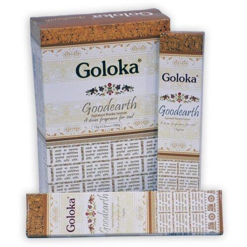 Αρωματικά Στικ Goloka Goodearth 15γρ