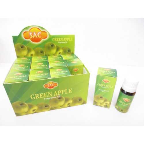 Αρωματικό Έλαιο SAC Green Apple - Πράσινο Μήλο