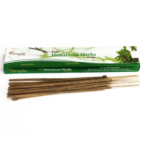Αρωματικά Στικ Aromatika Himalayan Herbs 15γρ
