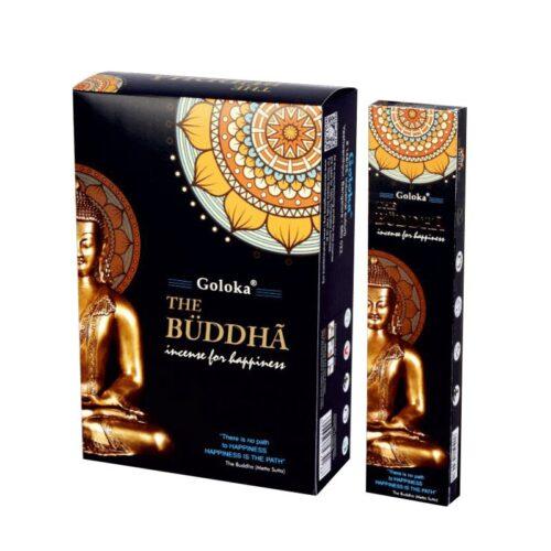 Αρωματικά Στικ Goloka Buddha - Βούδας 15γρ