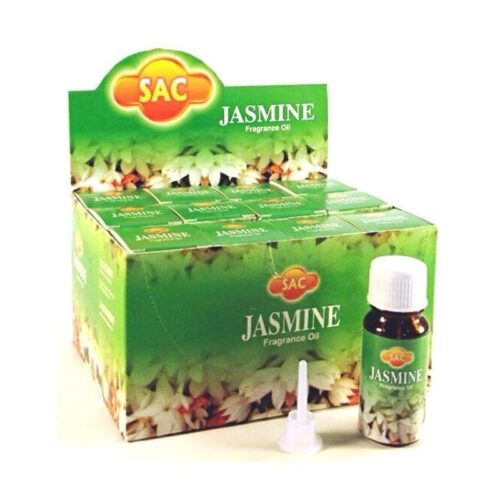 Αρωματικό Έλαιο SAC Jasmine - Γιασεμί