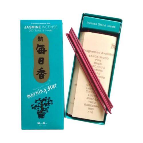 Αρωματικά Στικ Morning Star Jasmine - Γιασεμί 200τμχ