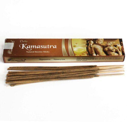Αρωματικά Στικ Aromatika Kamasutra - Καμασούτρα 15γρ