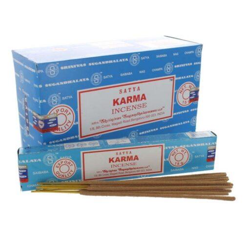 Αρωματικά Στικ Satya Karma - Κάρμα 15γρ