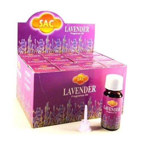 Αρωματικό Έλαιο SAC Lavender - Λεβάντα