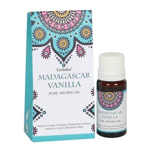 Αρωματικό Έλαιο Goloka Madagascar Vanilla - Βανίλια