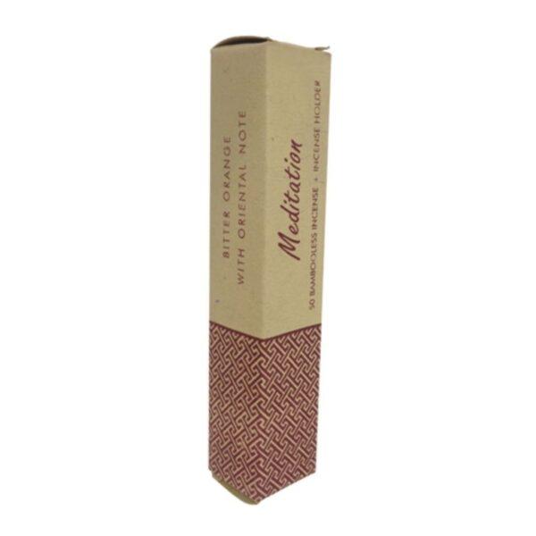 Αρωματικά Στικ Herbal Bambooless Meditation 50τμχ