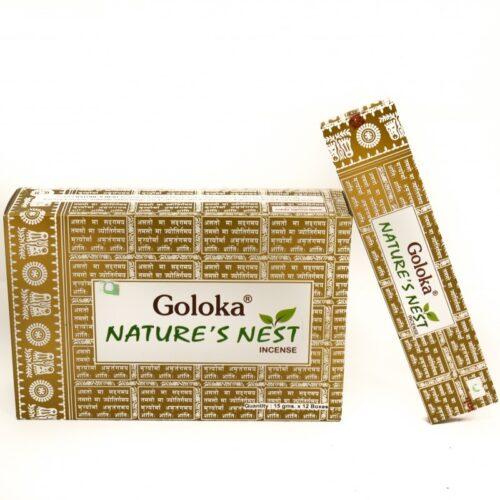 Αρωματικά Στικ Goloka Natures Nest 15γρ