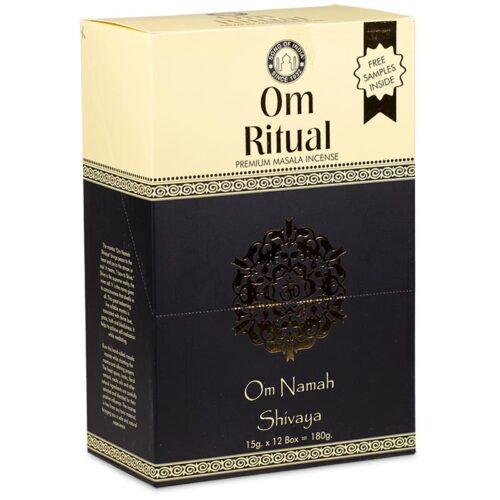 Αρωματικά Στικ Mantra Om Ritual 15γρ