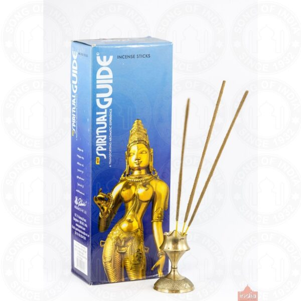 Padmini Spiritual Guide Blue Incense Sticks