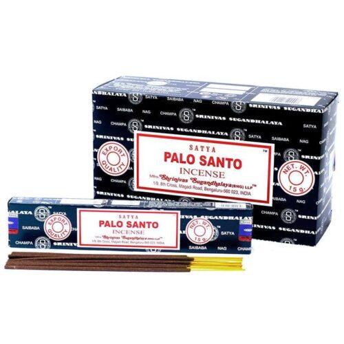 Αρωματικά Στικ Satya Palo Santo - Πάλο Σάντο 15γρ