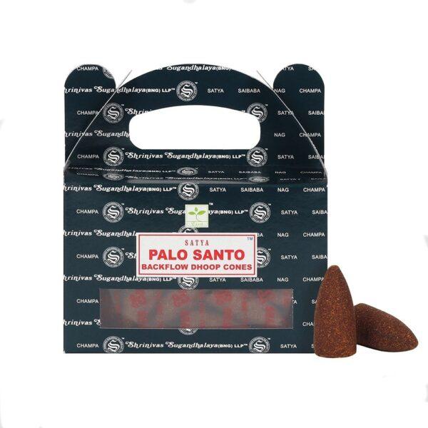Κώνοι Backflow Satya Palo Santo - Πάλο Σάντο