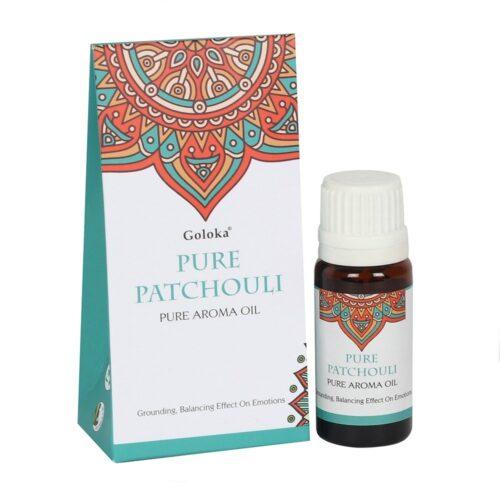 Αρωματικό Έλαιο Goloka Pure Patchouli - Πατσουλί