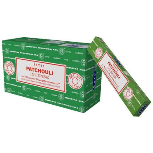 Αρωματικά Στικ Satya Patchouli - Πατσουλί 15γρ