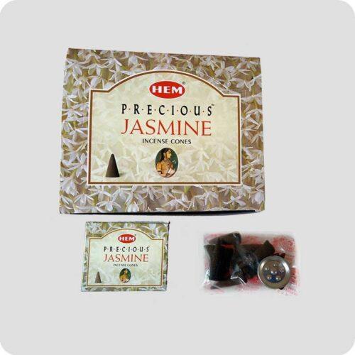 Αρωματικοί Κώνοι HEM Precious Jasmine - Γιασεμί