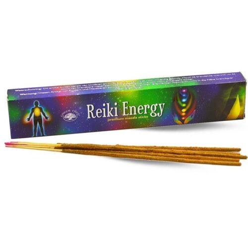 Αρωματικά Στικ Green Tree Reiki Energy