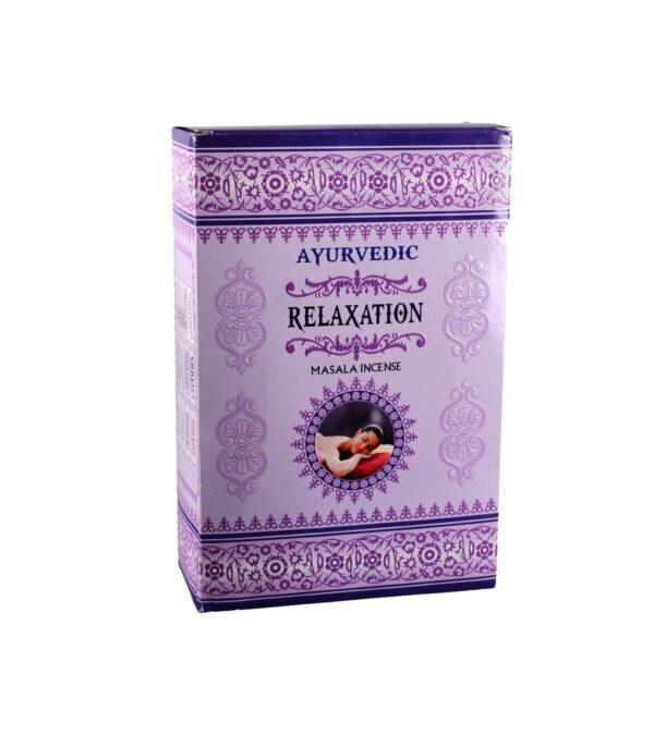 Αρωματικά Στικ Ayurvedic Relaxation 10γρ