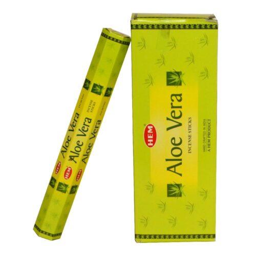 Αρωματικά Στικ HEM Aloe Vera - Αλόη Βέρα