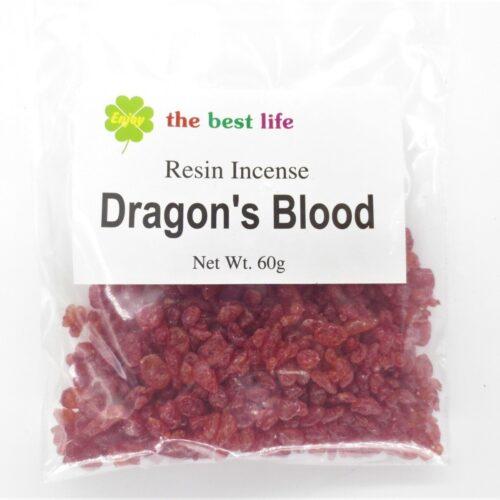 Ρητίνη Θυμιάματος Dragons Blood - Αίμα Του Δράκου 60γρ