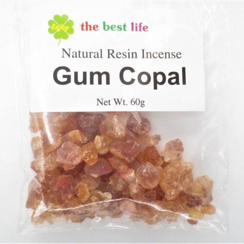 Ρητίνη Θυμιάματος Gum Copal - Κοπάλι 60γρ