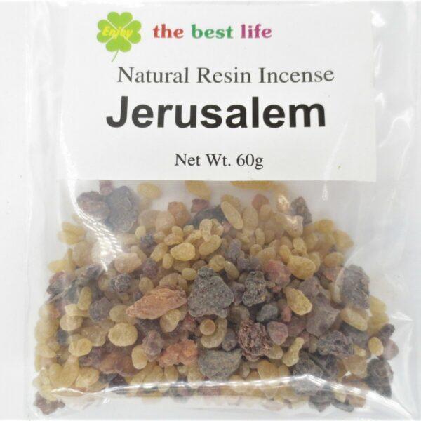 Ρητίνη Θυμιάματος Jerusalem - Ιερουσαλήμ 60γρ