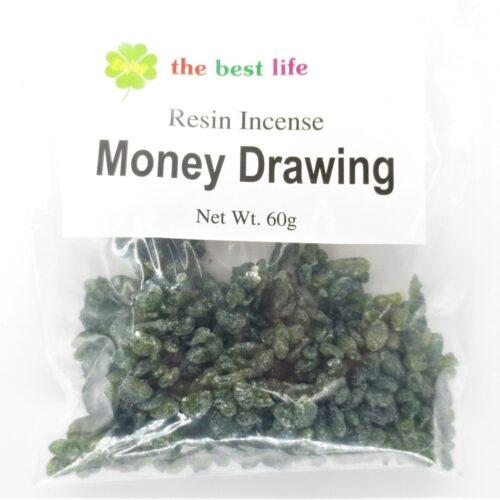 Ρητίνη Θυμιάματος Money Drawing 60γρ