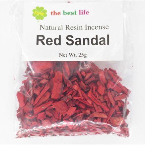Αρωματικό Ξύλο Red Sandal - Σανταλόξυλο 25γρ