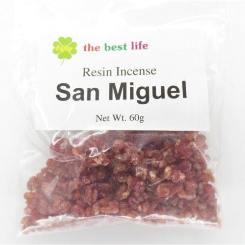Ρητίνη Θυμιάματος San Miguel 60γρ