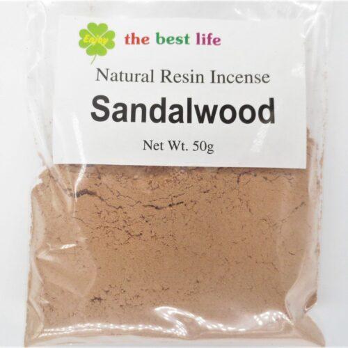 Αρωματική σκόνη Sandalwood - Σανταλόξυλο 50γρ