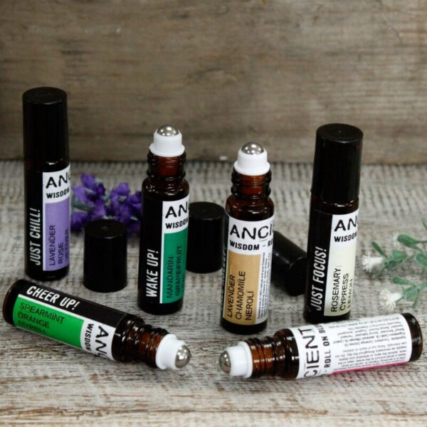 Don't Worry Roll On Essential Oil Blend 10ml