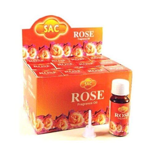 Αρωματικό Έλαιο SAC Rose - Τριαντάφυλλο