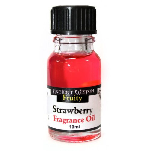 Strawberry Αρωματικό Έλαιο - Ancient Wisdom