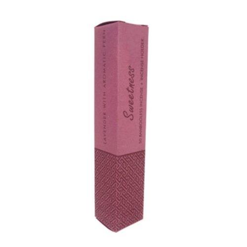 Αρωματικά Στικ Herbal Bambooless Sweetness 50τμχ
