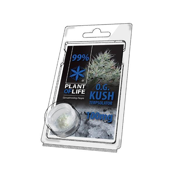 OG Kush CBD Terpsolator 99% - Plant Of Life