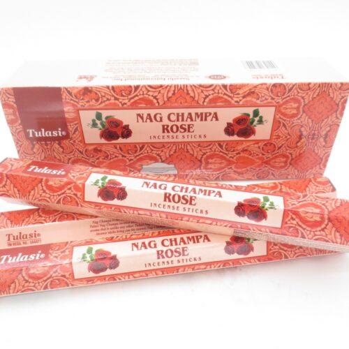 Αρωματικά Στικ Tulasi Nag Champa & Βανίλια 15στικ