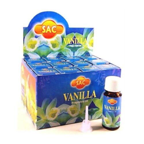 Αρωματικό Έλαιο SAC Vanilla - Βανίλια