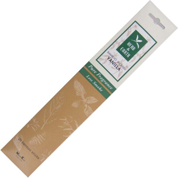 Αρωματικά Στικ Herb & Earth Vanilla - Βανίλια