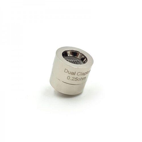 DABOX 0.25 Ohm Dual Clapton Coil - Vivant