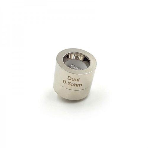 DABOX 0.5 Ohm Dual Clapton Coil - Vivant