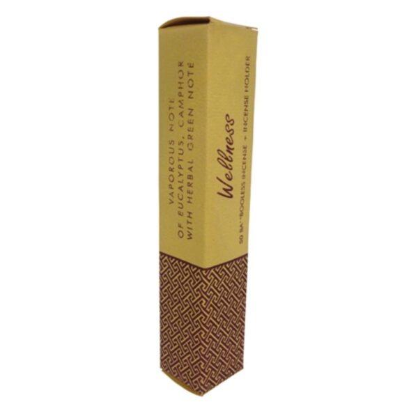 Αρωματικά Στικ Herbal Bambooless Wellness 50τμχ