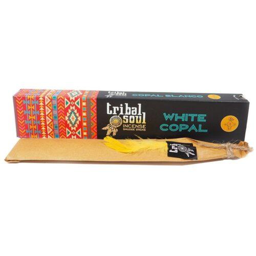 Αρωματικά Στικ Tribal Soul White Copal - Κοπάλι 15γρ