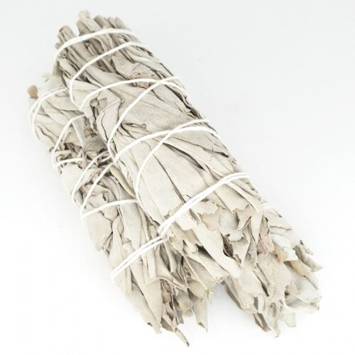 White Sage Smudge Sticks 20-25gr