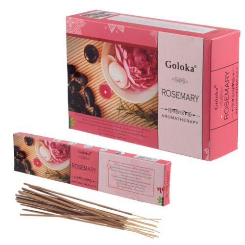 Αρωματικά Στικ Goloka Aromatherapy Series Rosemary - Δενδρολίβανο 15γρ