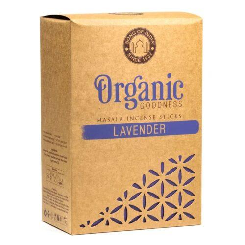 Αρωματικά Στικ Organic Goodness Lavender – Λεβάντα 15γρ