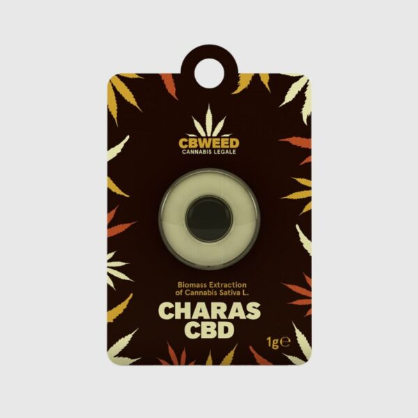 Charas CBD – Biomass Extract 1gr - Cbweed