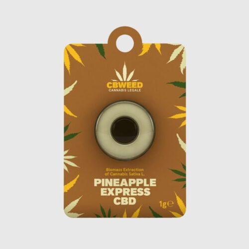 Pineapple Express CBD – Biomass Extract 1gr - Cbweed
