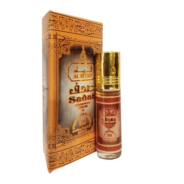 Αρωματικό Έλαιο Σώματος Al Riyad Sadaf 6ml